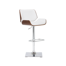 KINLEY ADJUSTABLE STOOL-SNOW